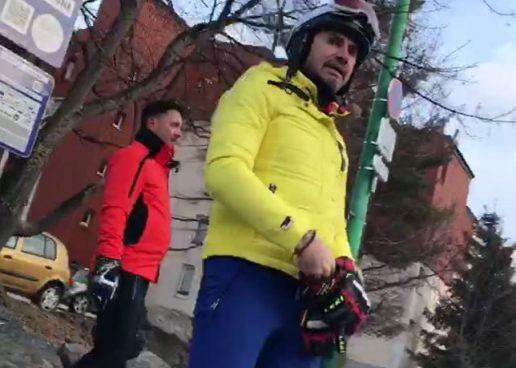 PNL piere, Falcă se piaptănă! Primarul Aradului, vacanță de 5 stele în munții Alpi