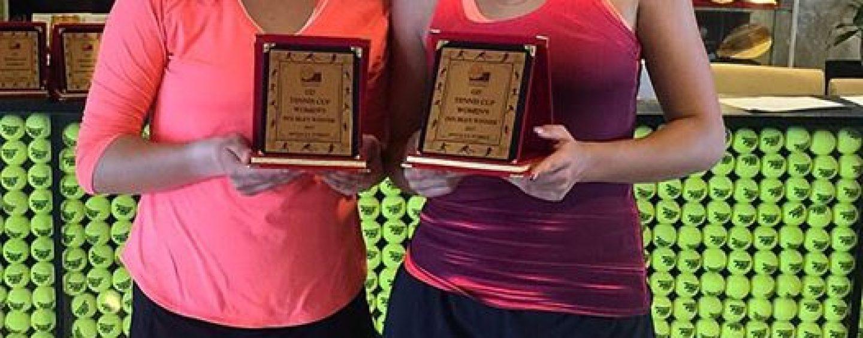 Crăciun și Ghioroaie au câștigat trofeul în turneul din Antalya