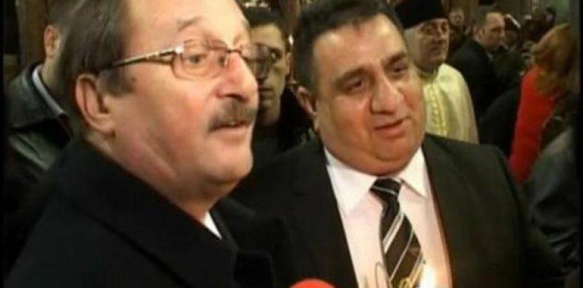 Țiganii care l-au șantajat pe fratele lui Băsescu, condamnați la ani grei de pușcărie