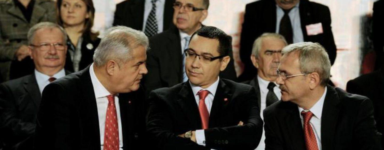 """Gâlceava """"înțelepților"""" din PSD. Liviu Dragnea versus Victor Ponta și Adrian Năstase"""