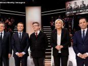 Alegeri Franta. Emmanuel Macron si Marine Le Pen, in turul 2
