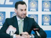 Gheorghe Falca risca sa iasa pe locul doi. Desi a candidat de unul singur la sefia PNL Arad