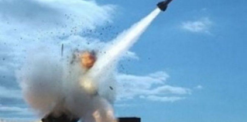 Raspuns la atacul cu bombe chimice. SUA au bombardat Siria