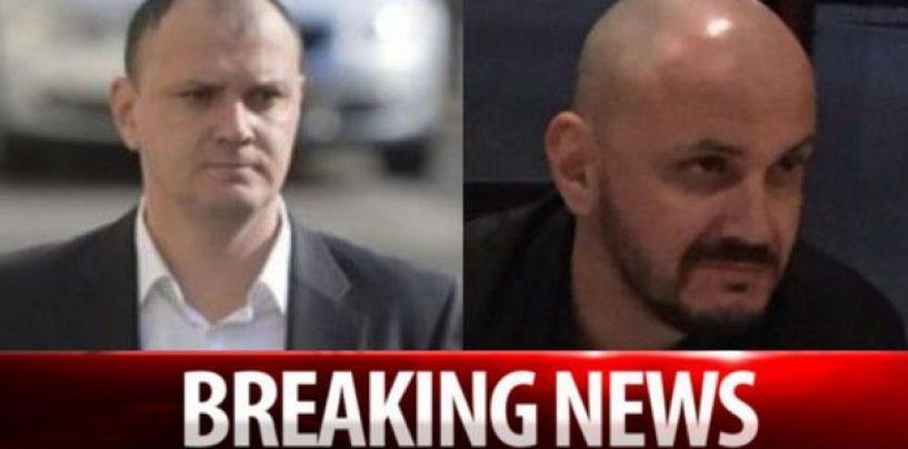 Sebastian Ghita, prins in Serbia. Avea asupra lui acte false