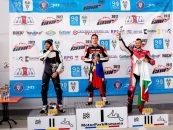 Robi Mureșan a preluat conducerea în Campionatul European de Motociclism BMU