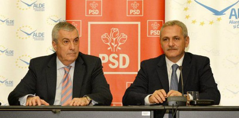 Coalitia PSD-ALDE a finalizat proiectul de lege privind salarizarea unica