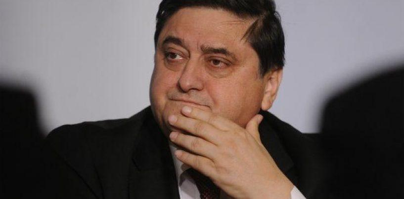 Patru ani de puscarie pentru fostul ministru al Energiei, Constantin Nita