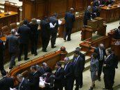 S-a votat comisia parlamentara pentru alegerile din 2009. Basescu: Va fi vai de voi!