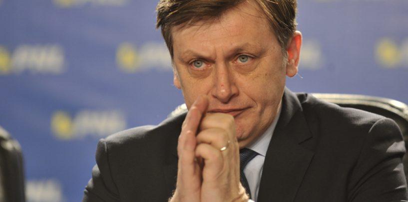 Crin Antonescu se leapada de Ludovic Orban. Il sustine oficial pe Cristian Busoi