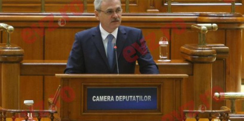 Supararea lui Dragnea: Nici premierul, nici ministrul de Finante nu au fost in plenul Parlamentului