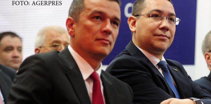 Sorin Grindeanu îl numește pe Victor Ponta secretar general al Guvernului