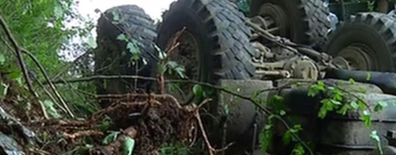 Doliu national pentru Armata Romana. Trei soldati morti intr-un accident rutier