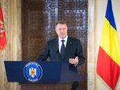 Klaus Iohannis, către Guvernul PSD-ALDE: Ați băgat țara în criză pentru că nu ați știut să guvernați