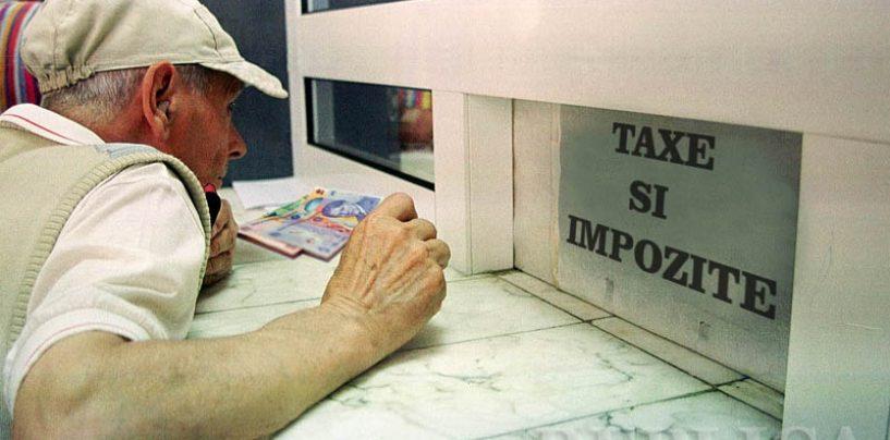 Noi taxe si impozite ne asteapta. Dar si un pic mai bine pentru firme