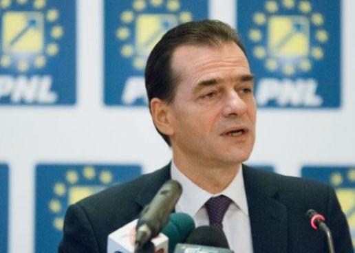Ludovic Orban (PNL): Vom incerca sa formam o noua majoritate parlamentara