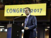 Ludovic Orban, ales în funcția de președinte al PNL. L-a zdrobit, la scor pe Cristian Bușoi