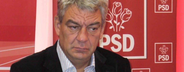 Mihai Tudose, propunerea PSD pentru functia de prim-ministru