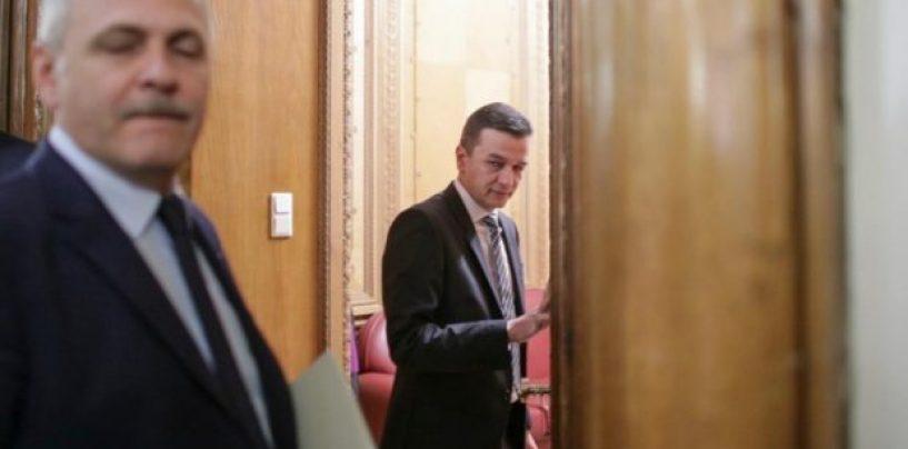 Un semn de impacare? Sorin Grindeanu, in continuare presedinte al PSD Timis