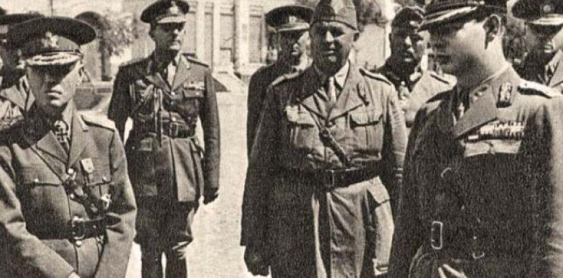 23 August 1944: Ultimul dialog dintre Regele Mihai si Maresalul Antonescu