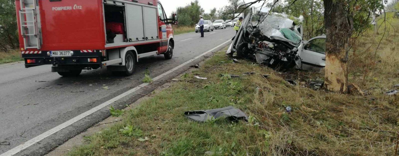 Un arădean a produs două accidente, în zile consecutive, în acelaşi loc