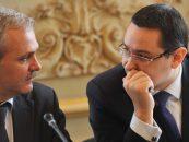 Victor Ponta catre Liviu Dragnea: Esti un paranoic