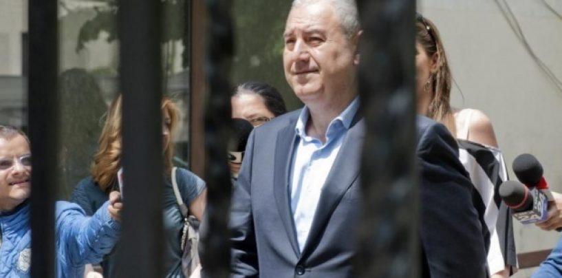 Dorin Cocoș a fost eliberat condiționat după numai un an de pușcărie