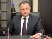 Presedintele moldovean, Igor Dodon,  ar putea fi suspendat din functie
