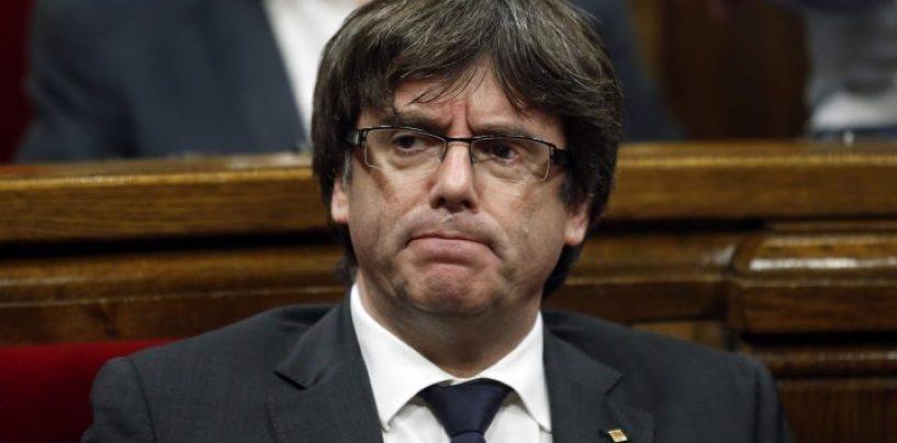 Liderii catalani risca 30 de ani de puscarie. Procurorii i-au pus acuzare pentru rebeliune