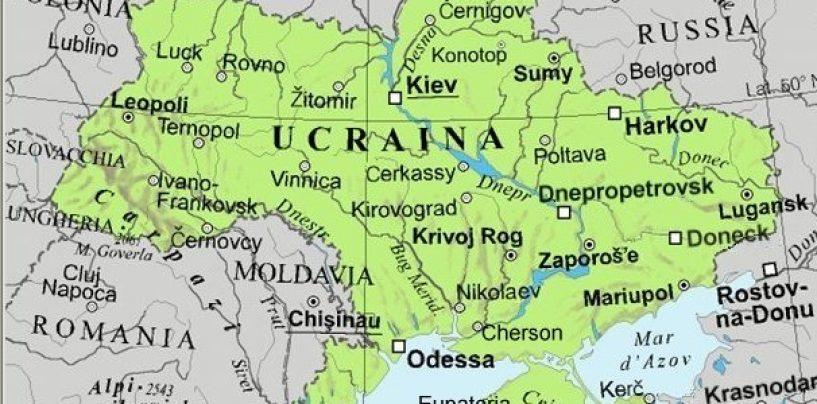 Cum distrage atentia presa rusa: Romania vrea sa rupa bucati din Ucraina