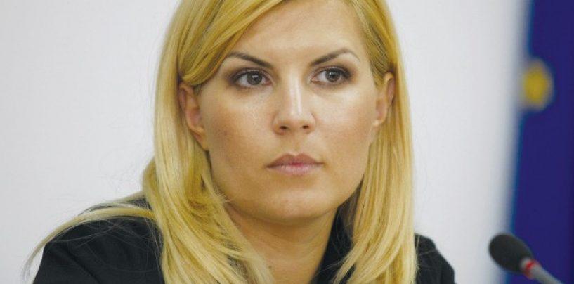 Elena Udrea: Na, vad si eu cum se imbraca Florian Coldea in Vuitton