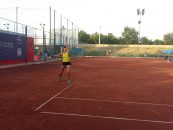 Gabriela Ruse trece în turul secund de la Limoges