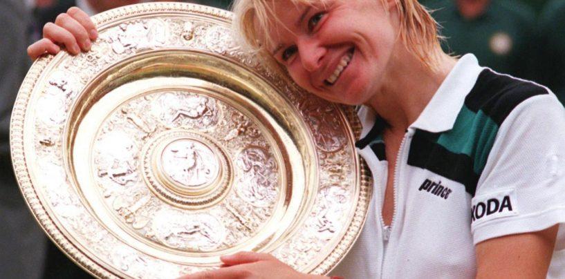O mare campioană la tenis s-a înălțat la ceruri