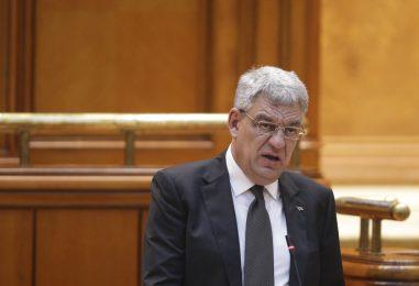 Premierul Tudose: Am reusit sa enervam bancile, deci suntem pe drumul cel bun