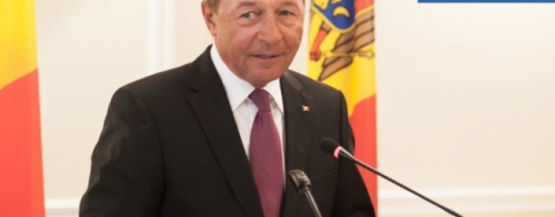 Traian Basescu ar putea candida la alegerile parlamentare din Republica Moldova
