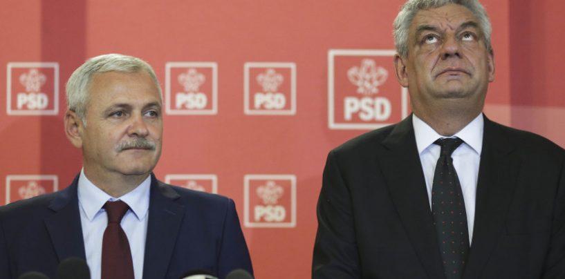 Cearta in PSD. Liviu Dragnea si Mihai Tudose nu se mai inteleg