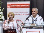Viorica Dancila, numita premier. Iohannis: Am decis sa mai dau o sansa PSD