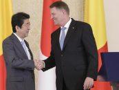 Euronews, despre vizita premierului Japoniei la Palatul Victoria: E cineva acolo?