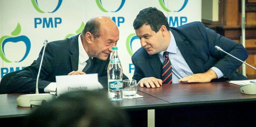 Traian Basescu i-a prezentat doua propuneri de premier lui Iohannis: Muresan si Tomac