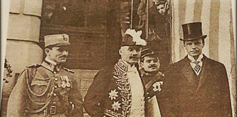 Fundația Grigore Monteoru:  Centenarul misiunii diplomatice românești în SUA
