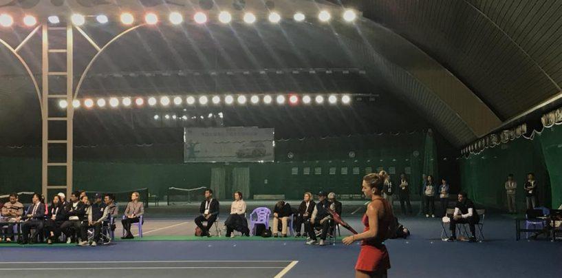 Simona Halep a câștigat turneul de la WTA Shenzen