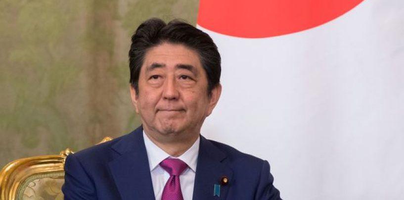 Lovitura de imagine. Premierul Japoniei refuza sa mearga la Palatul Victoriei