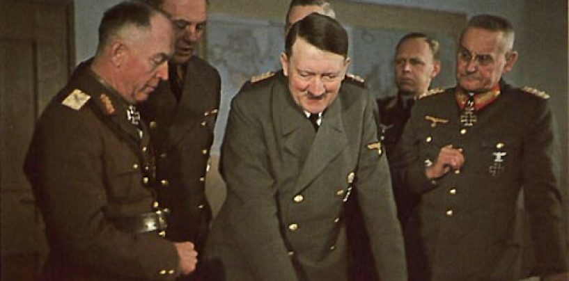 Poziția lui Antonescu față de atrocitățile horthyste din N-V Transilvaniei. Discuțiile cu Hitler și Mussolini