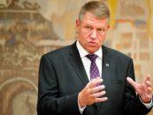 Uite cine vorbeste! Klaus Iohannis: Am tot repetat, persoanele penale nu au ce cauta in conducerea statului