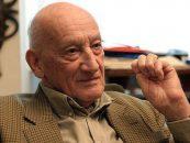 A murit istoricul Neagu Djuvara. Dumnezeu să-l odihnească în pace!