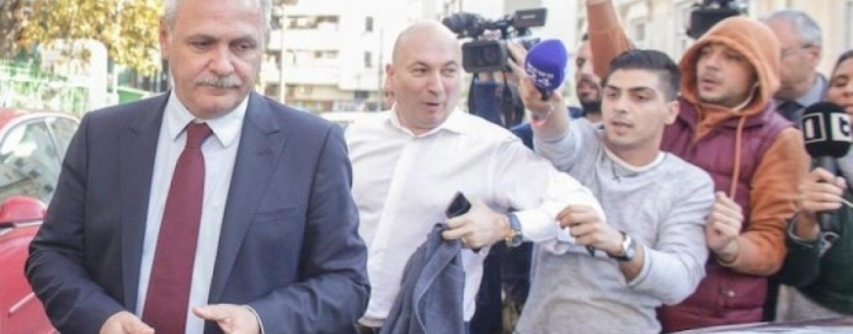 Liviu Dragnea: Codrin Ștefănescu vorbește mult și prost. Pentru functia pe care o are