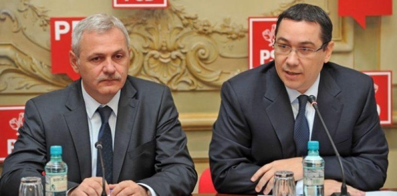 Dezvaluirile lui Ponta: Dragnea a vrut-o pe Kovesi in fruntea DNA