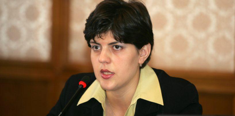 Laura Kovesi câștigă daune morale de 300 000 de lei din partea vedetelor de la Antena 3