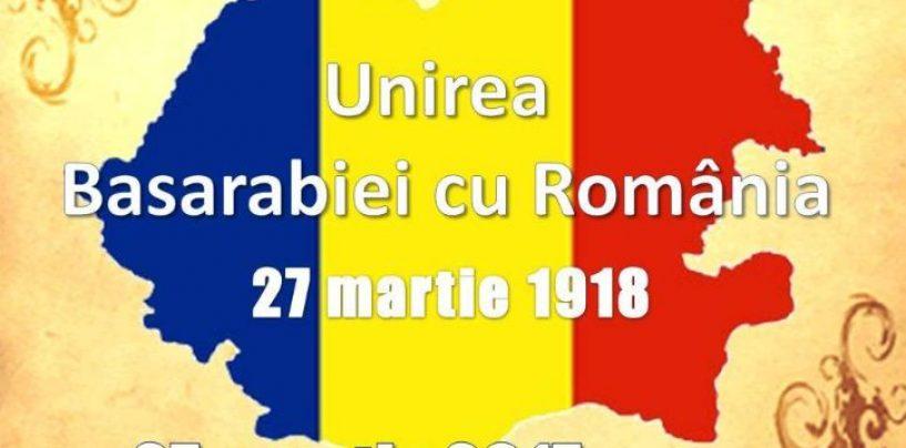 Centenarul Marii Uniri. Primul episod: întoarcerea Basarabiei la Țara Mamă
