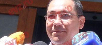 Din nou, Ponta: Dragnea a vrut-o pe Kovesi in fruntea DNA, ca să-i rezolve cu dosarul Referendumul