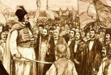 Centenarul Unirii. Satele românești din Ardeal, trecute prin foc și sabie de hoardele lui Kossuth. Anno Domini: 1848